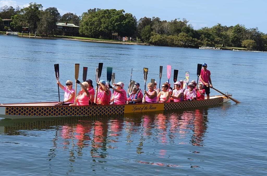 Carmel Enkleman's Memorial Paddle – March 2021